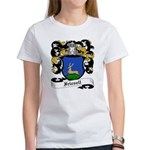 Friesell Coat of Arms Women's T-Shirt