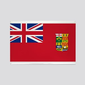 Flag of Canada 1868-1921 Rectangle Magnet