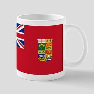 Flag of Canada 1868-1921 Mug