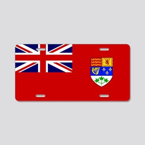 Flag of Canada 1921 - 1957 Aluminum License Plate