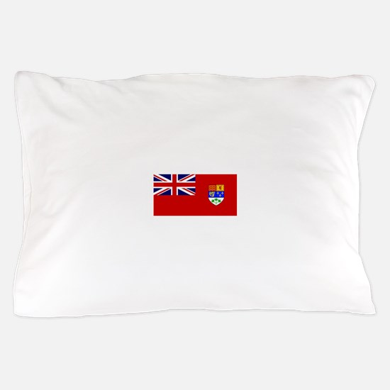 Flag of Canada 1921 - 1957 Pillow Case