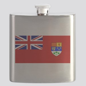 Flag of Canada 1921 - 1957 Flask
