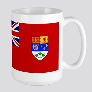 Flag of Canada 1921 - 1957 Large Mug