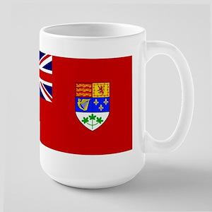 Flag of Canada 1921 - 1957 Large Mug