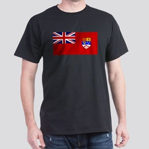 Flag of Canada 1957 - 1965 Dark T-Shirt
