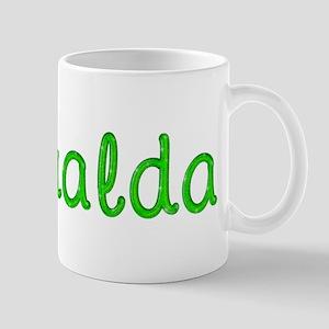 Esmeralda Glitter Gel Mug