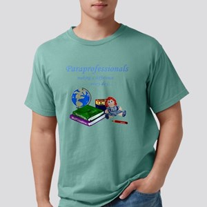 making-a-difference-para Mens Comfort Colors Shirt