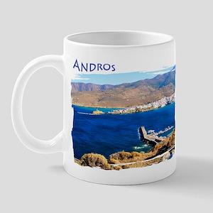 """""""Andros Island"""" Mug"""
