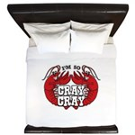 Cray Cray King Duvet