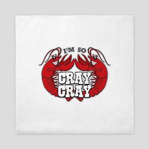 Cray Cray Queen Duvet