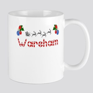 Wareham, Christmas Mug