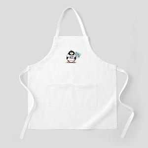Pluto Penguin BBQ Apron