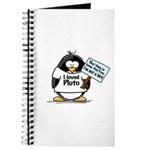 Pluto Penguin Journal