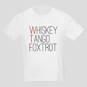 'WTF' Kids Light T-Shirt