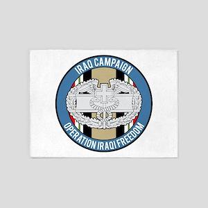 Iraq CFMB 5'x7'Area Rug