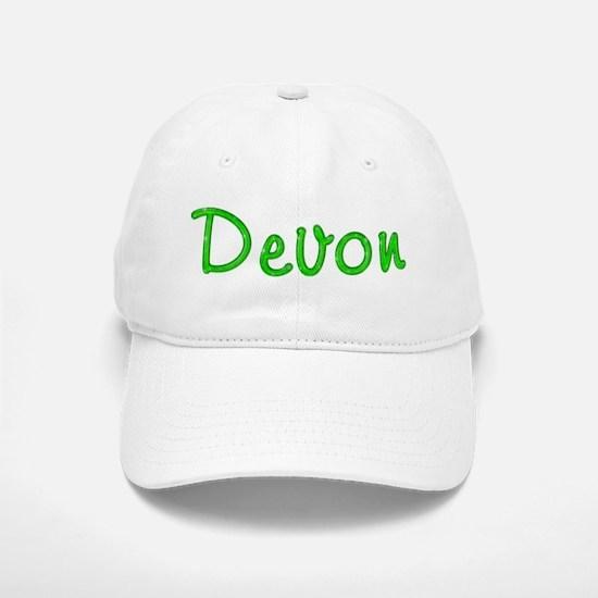 Devon Glitter Gel Baseball Baseball Cap