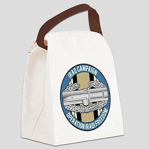 Iraq CAB Canvas Lunch Bag