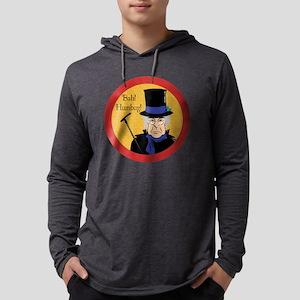 pillowscrooge Mens Hooded Shirt