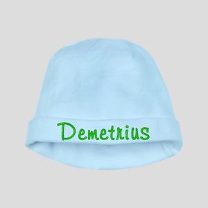 Demetrius Glitter Gel baby hat