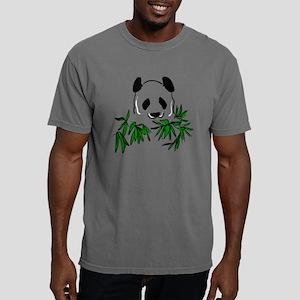 PandaAA21 Mens Comfort Colors Shirt