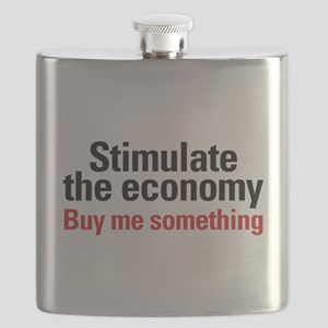 stimulate Flask
