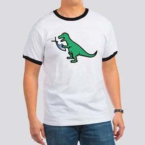 Atheism and T-Rex Ringer T