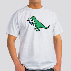 Atheism and T-Rex Light T-Shirt