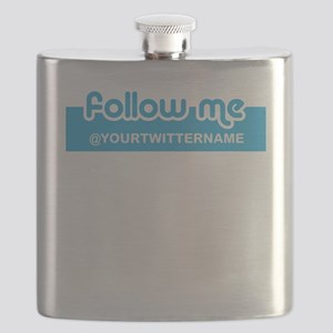 Personalizable Twitter Follow Flask