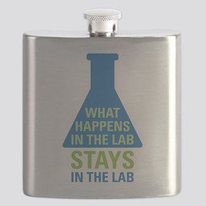 In The Lab Flask