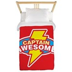 Captain Awesome Twin Duvet