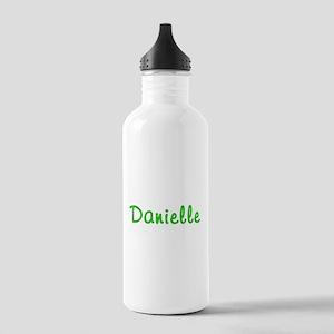 Danielle Glitter Gel Stainless Water Bottle 1.0L
