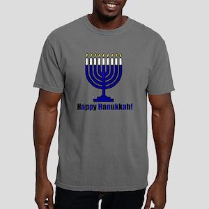 hanukkah1 Mens Comfort Colors Shirt