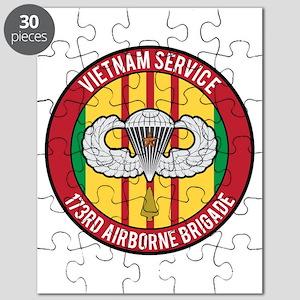 173rd Airborne Vietnam Puzzle