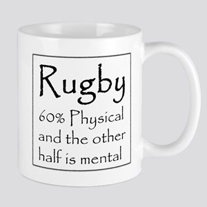 Rugby: 60% Physical Mug