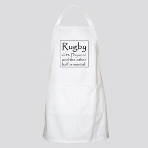 Rugby: 60% Physical Apron