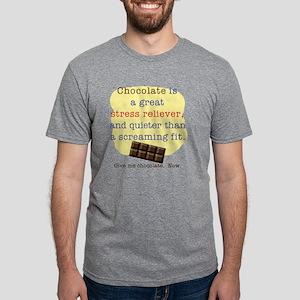 stress-reliever Mens Tri-blend T-Shirt
