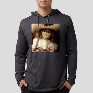 pw-heartland-tile6 Mens Hooded Shirt