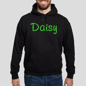 Daisy Glitter Gel Hoodie (dark)