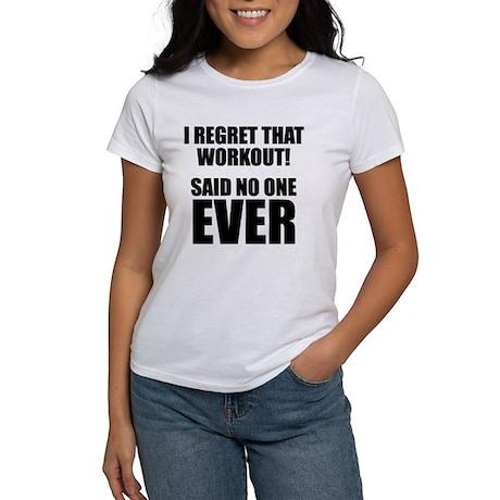 I hate Burpees Women's T-Shirt