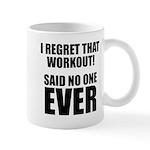 I hate Burpees Mug