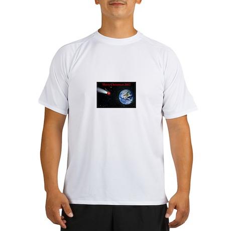 Christmas Apocalypse 2012 Performance Dry T-Shirt