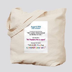 Covered His Ass Tote Bag
