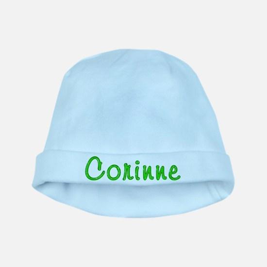Corinne Glitter Gel baby hat