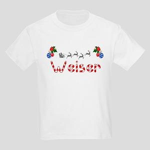 Weiser, Christmas Kids Light T-Shirt