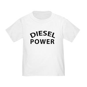 Diesel Truck Toddler T Shirts Cafepress