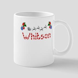 Whitson, Christmas Mug