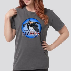 MarinePilot-circle-bla Womens Comfort Colors Shirt