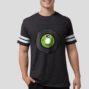 YOrecords Mens Football Shirt