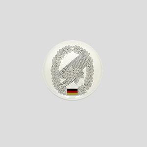 West German Paratrooper Mini Button
