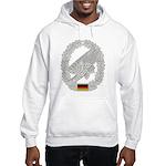 West German Paratrooper Hooded Sweatshirt